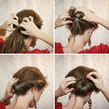 Easy Hairstyle Ideas screenshot 3