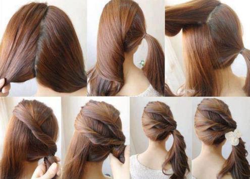 Easy Hairstyle Ideas screenshot 1