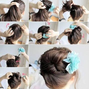 Easy Hairstyle Ideas screenshot 2