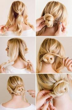 Easy Hairstyle Ideas screenshot 4