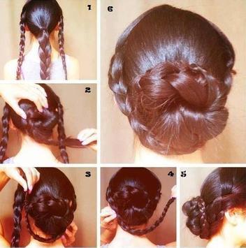Easy Hairstyle Ideas screenshot 5