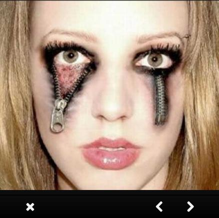 Halloween Makeup Ideas Easy.Easy Halloween Makeup Ideas For Android Apk Download