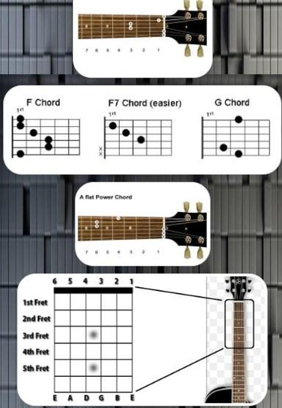 Easy Learn Guitar Chord Apk Download Free Music Audio App For
