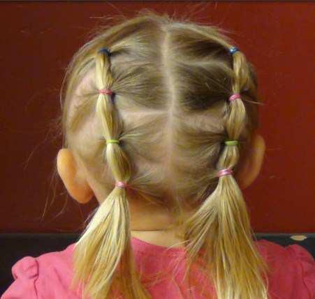 Simple Little Girl Hairstyles For Android Apk Download