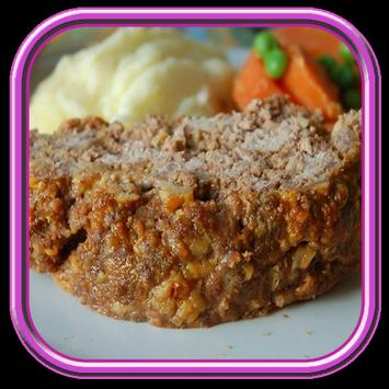 Easy MeatLoaf Recipe apk screenshot
