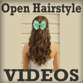 Easy Open Hairstyle VIDEOs icon