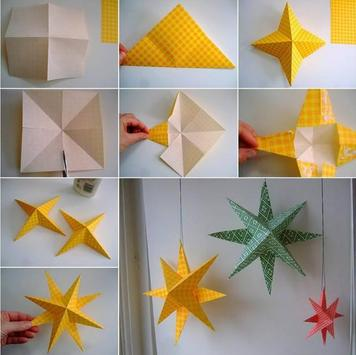 Easy Paper Craft Project Ideas screenshot 5