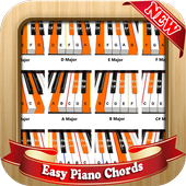 Easy Piano Chords icon