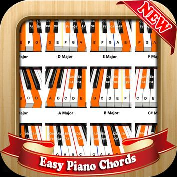 Easy Piano Chords poster