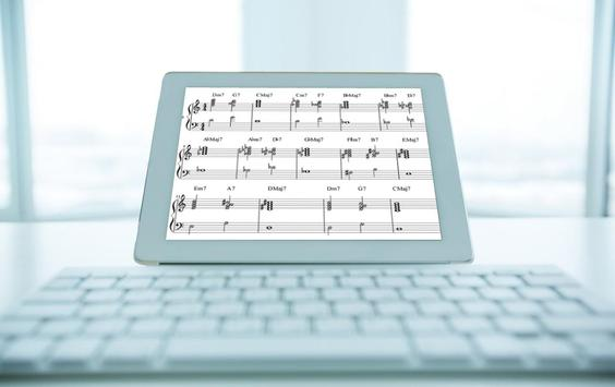 Easy Piano Chords apk screenshot