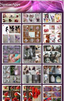 Easy Recycled Craft Tutorial apk screenshot