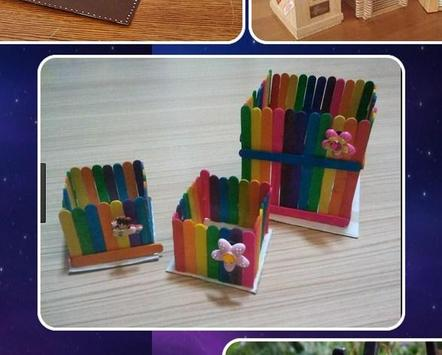 Easy Recycling Craft poster