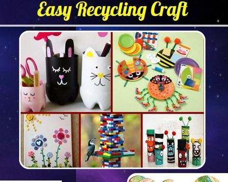Easy Recycling Craft apk screenshot