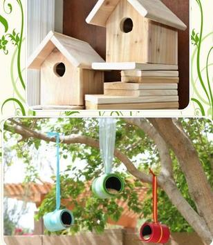 Easy diy BIRDHOUSE for kids screenshot 4