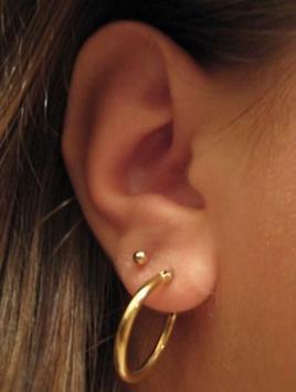 Ear Piercing Ideas screenshot 1