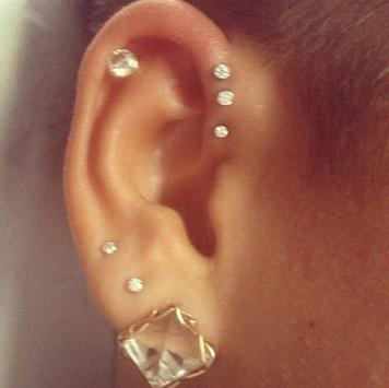 Ear Piercing Ideas screenshot 4