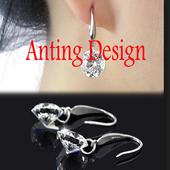 Earrings Design icon