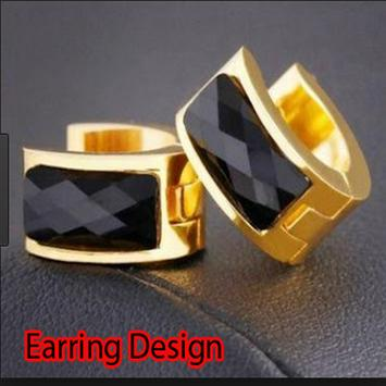 earrings design poster