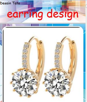 earrings design screenshot 1