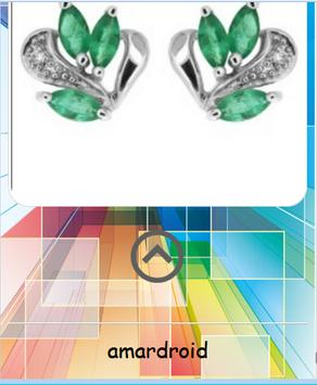 earrings design screenshot 2