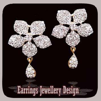Earrings Jewellery Design poster