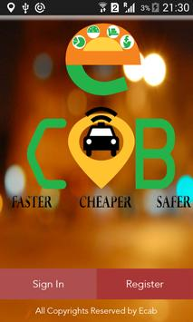 Ecab.gy Driver poster