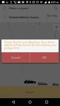 Ecab.gy Passenger screenshot 6