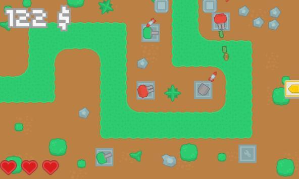 Top Down Defence apk screenshot