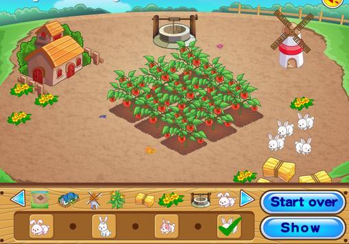 เกมส์ปลูกผักในสวน screenshot 1
