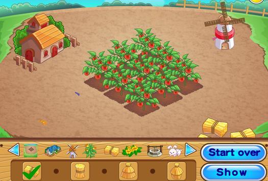 เกมส์ปลูกผักในสวน screenshot 5