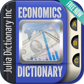 Economics Terms Dictionary icon