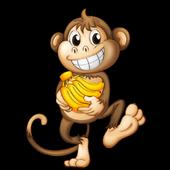 Flying Monkey 2D icon