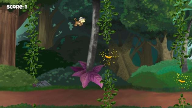 Flying Monkey 2D poster