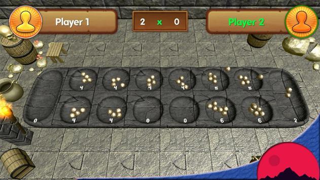 Манкала (Хавалис) - Игра screenshot 10