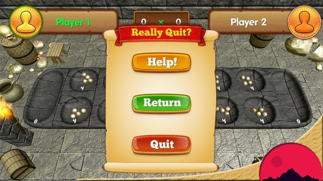 Манкала (Хавалис) - Игра screenshot 1