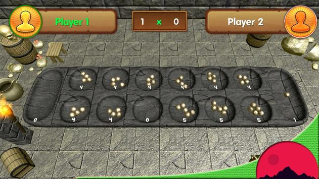 Манкала (Хавалис) - Игра screenshot 2