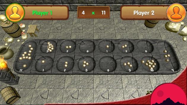 Манкала (Хавалис) - Игра screenshot 3