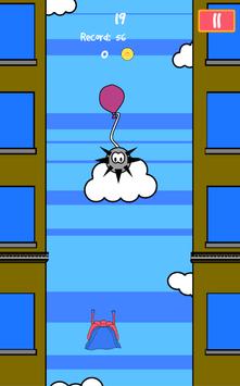 Flying Jelly! screenshot 4