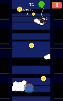 Flying Jelly! screenshot 6