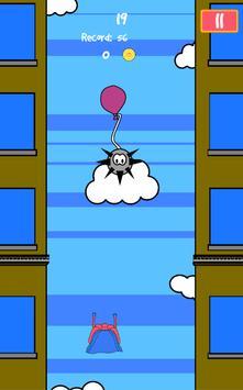 Flying Jelly! screenshot 8