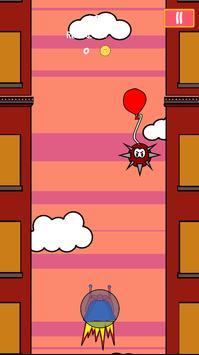 Flying Jelly! screenshot 1