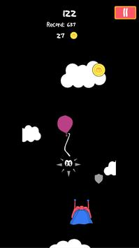 Flying Jelly! screenshot 2