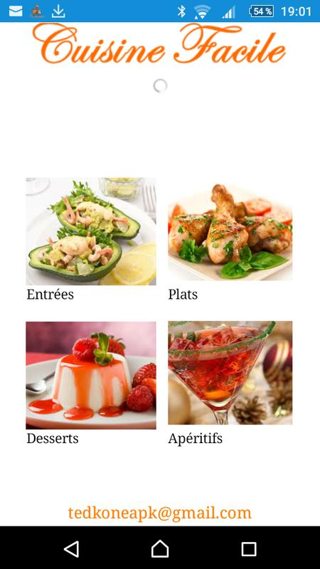 Cuisine Facile For Android Apk Download