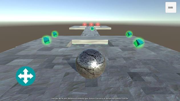 Balance Ball 3D BETA ポスター