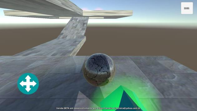 Balance Ball 3D BETA screenshot 1