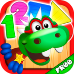 Preschool learning games, numbers & shapes APK