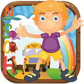 Educational Kids Nursery Rhyme icon