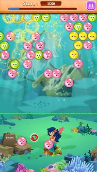 Bubble seaworld. Shooter game. apk screenshot