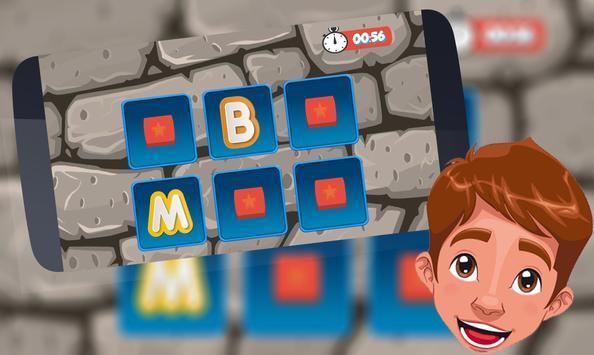 Edukids Pairs Memory Game screenshot 3