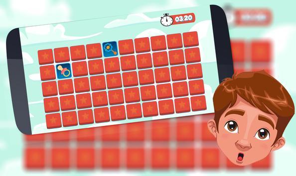 Edukids Pairs Memory Game screenshot 5